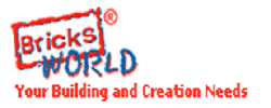 Bricks World Logo